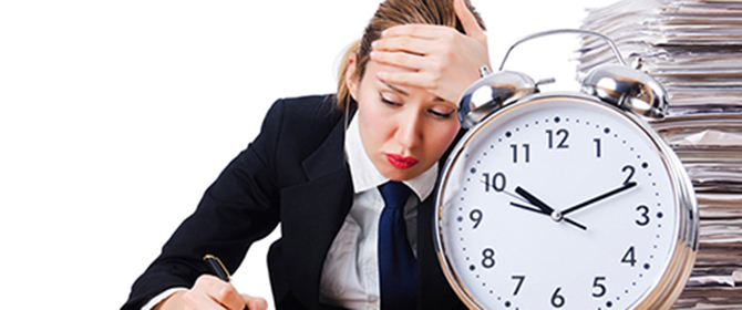 12 dicas para gerir melhor o seu tempo
