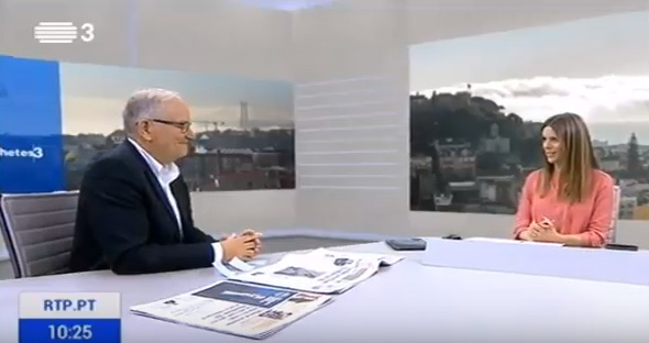Entrevista António Ribeiro à RTP