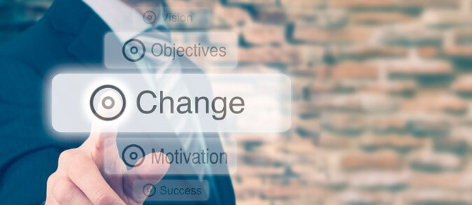 For things to change, first I must change. Jim Rohn